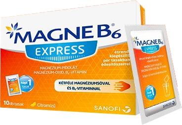 magnézium b-6 hipertónia esetén magas vérnyomású ételek káliummal