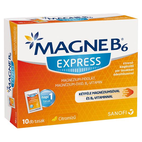 magnézium b6 és magas vérnyomás
