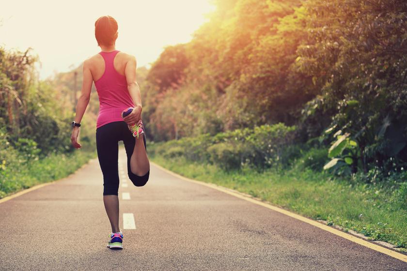 magas vérnyomásból amely jobb futás vagy járás