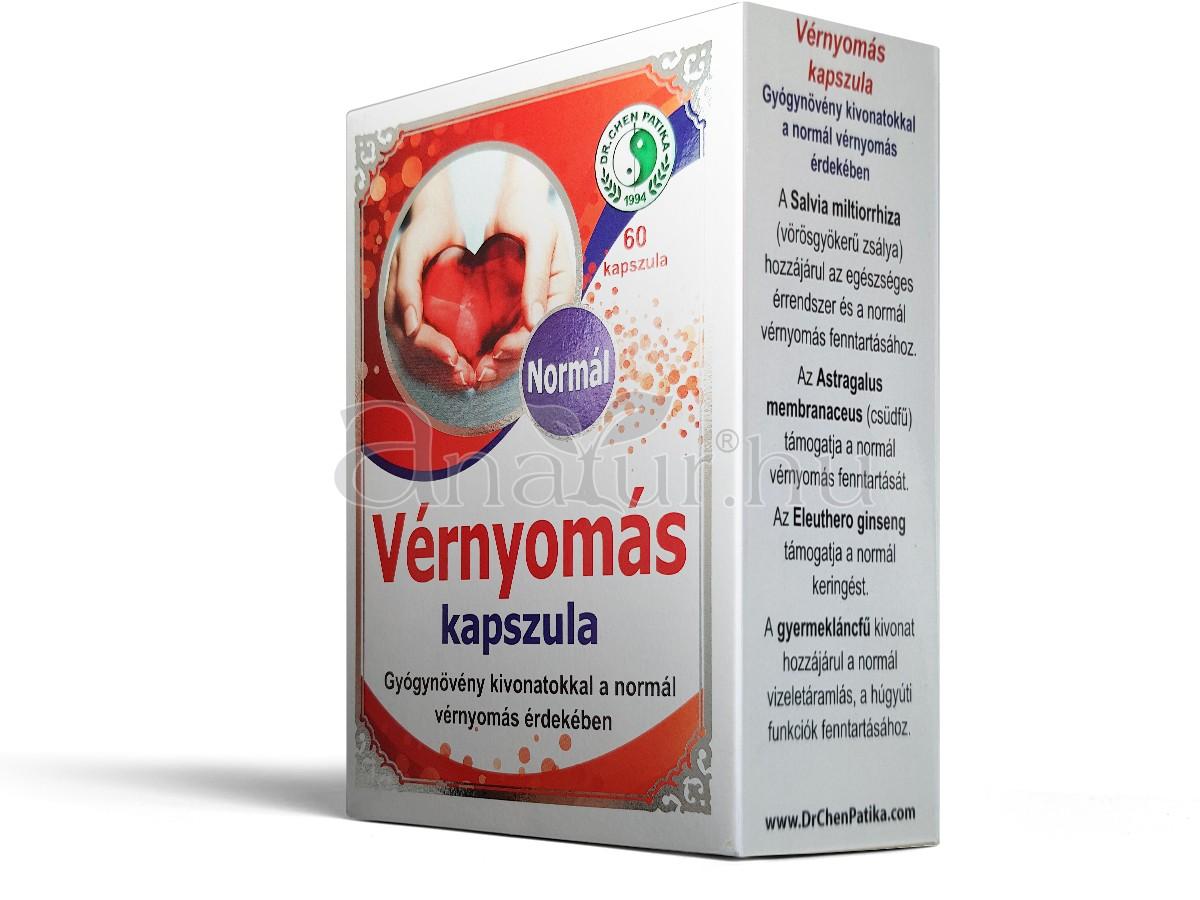 vitaminok magas vérnyomásról vélemények hipertónia laktációs periódus