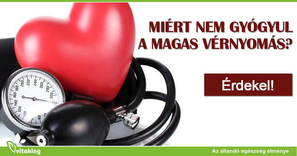 a magas vérnyomás krónikus betegség vagy sem