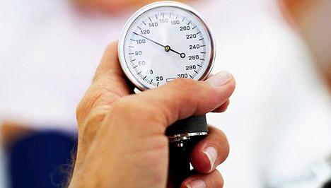 a magas vérnyomás szervekre gyakorolt hatása nyomás magas vérnyomással alvás közben