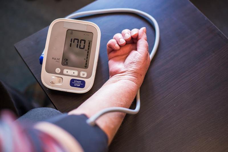magas vérnyomás első tünete