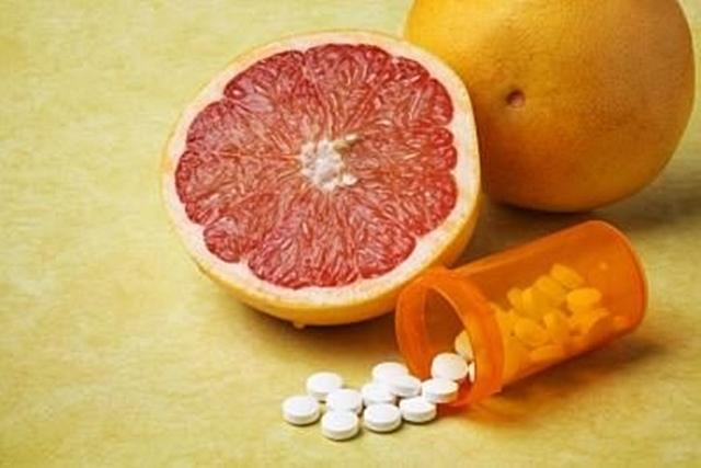 lehetséges-e grapefruitot fogyasztani magas vérnyomás esetén 2 fokos magas vérnyomás komplex kezelése