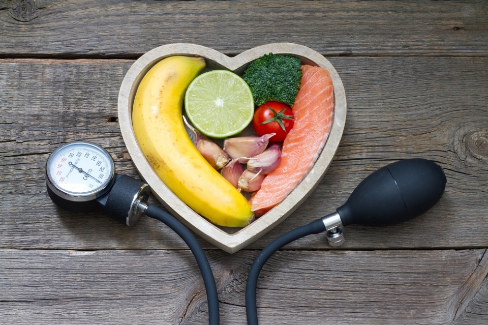 magas vérnyomás esetén fogyasztandó ételek