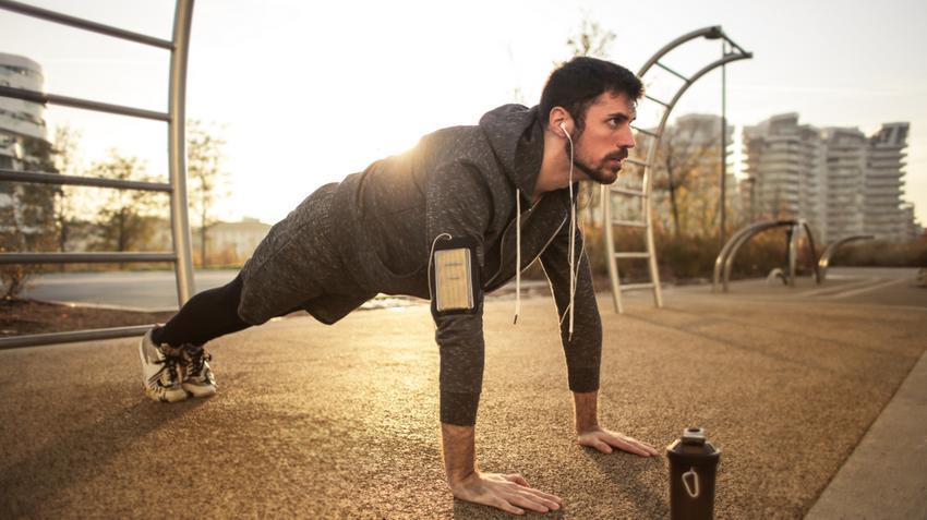 magas vérnyomás és erősítő edzés