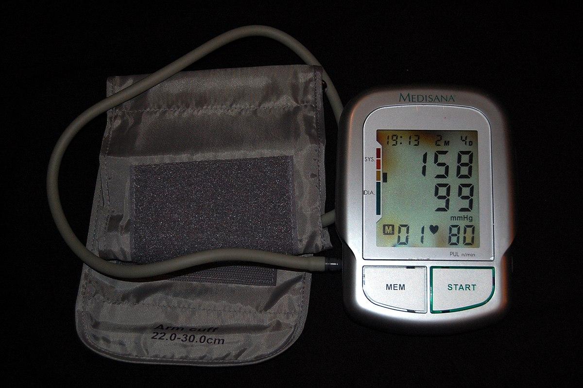 magas vérnyomás változások a szívben
