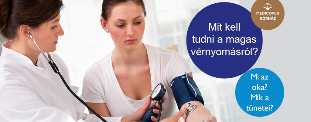 magas vérnyomás műtét