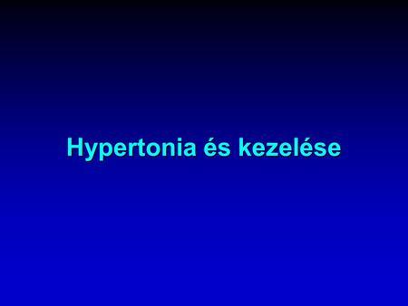 A hipertónia ayurvédikus kezelése a vérnyomás tartós emelkedése