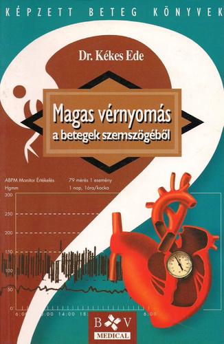 könyv nincs magas vérnyomás lehetséges-e nem szedni a magas vérnyomás elleni gyógyszereket