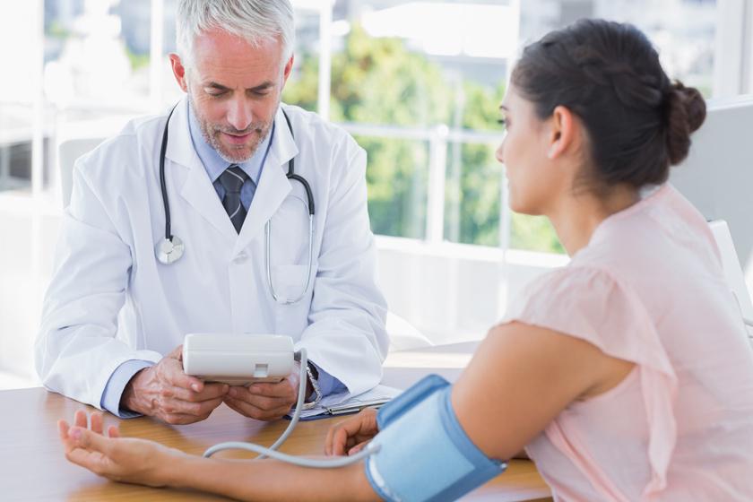magas vérnyomás 2 fokozatú tünetek és táplálkozási korrekció magas vérnyomás esetén