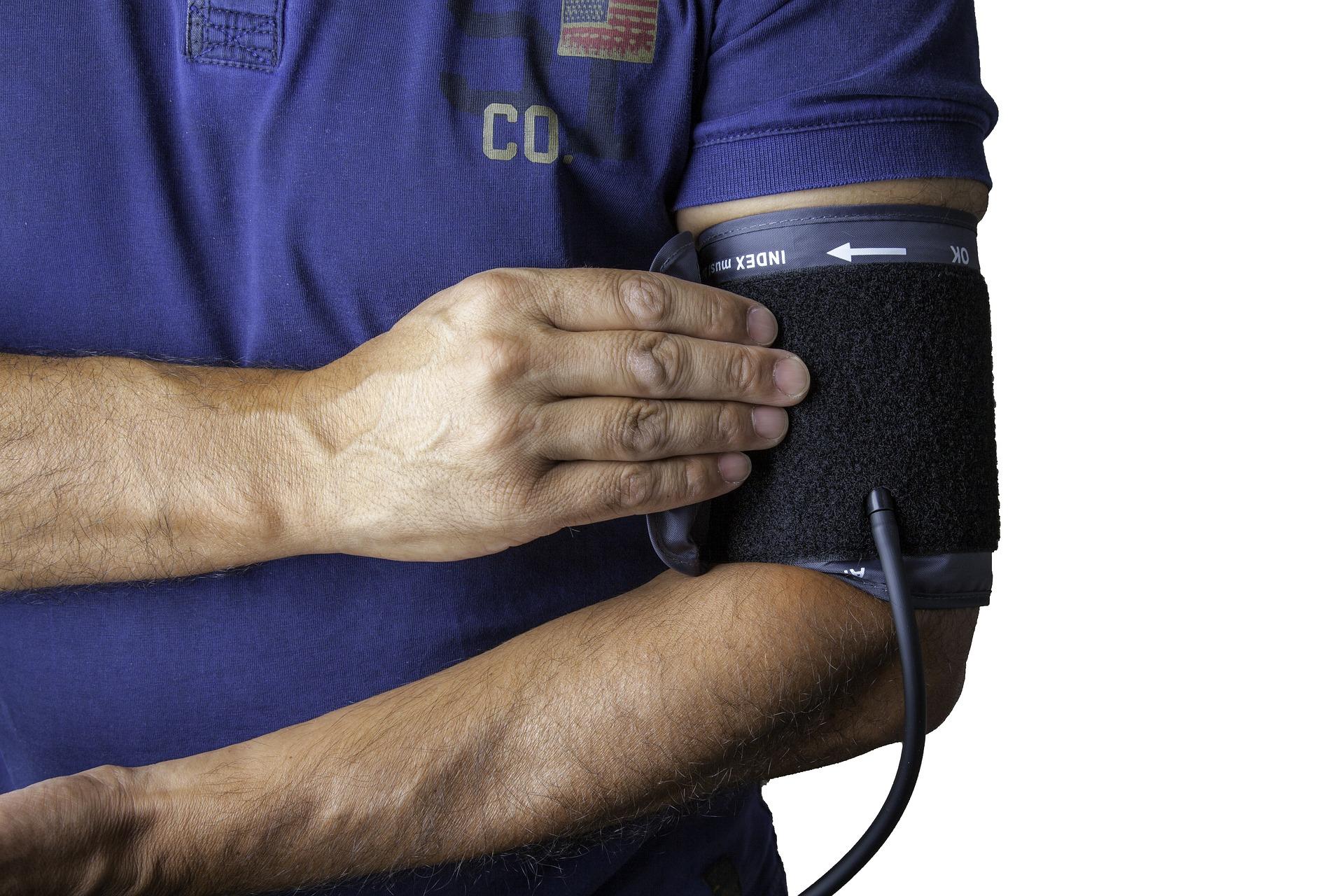 gyógyulás a magas vérnyomásból