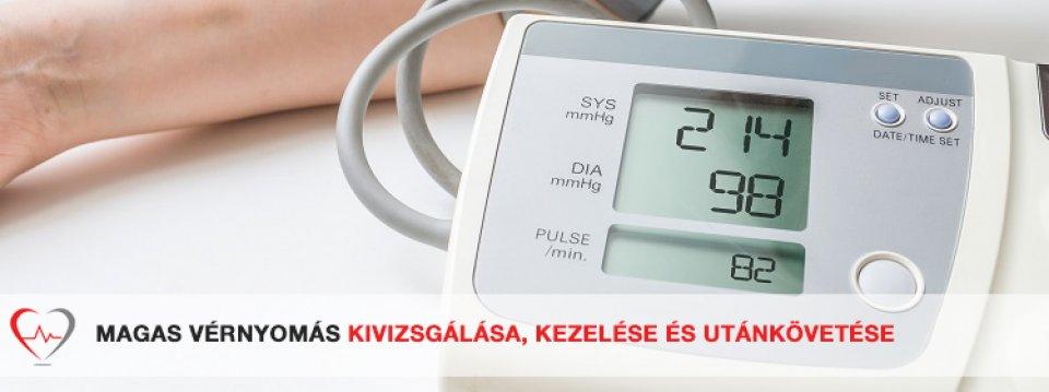 alkalmassági kategória 1 fokos magas vérnyomás