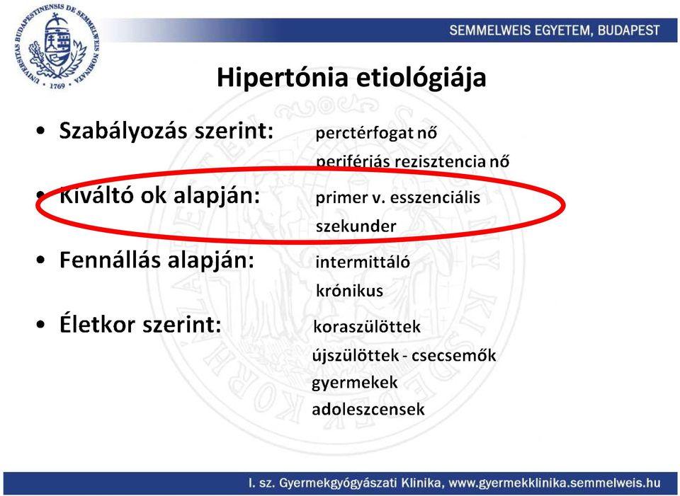 a diabetes mellitus hipertónia szövődményei